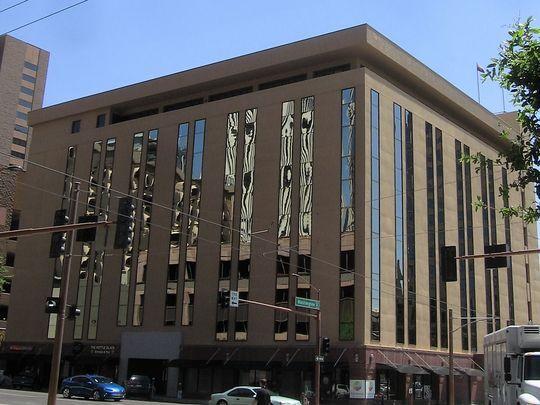 Modern Korrick's Building